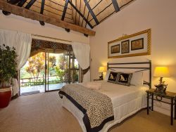 The Leopard Double Room - Bed & Breakfast   Room Thumbnail Pic 1