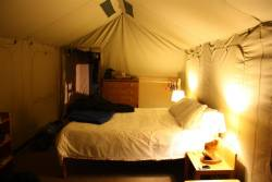 Tented lodge Room Thumbnail Pic 1