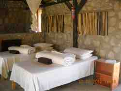 Chalet Twin Room Thumbnail Pic 1