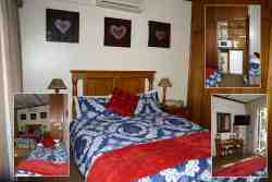 Double room with extra single bed: Room 3 Room Thumbnail Pic 1
