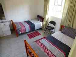 Twin 2 x single beds Accommodation only  Room Thumbnail Pic 1