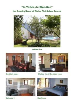 The Thaba Pitsi - Self-catering units DBB option Room Thumbnail Pic 1