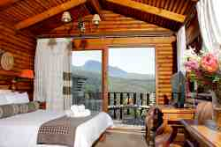 Double Room - Log Cabin Room Thumbnail Pic 1