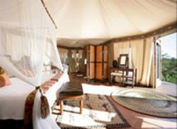 Luxury Tented Camp - Family Tent Room Thumbnail Pic 1