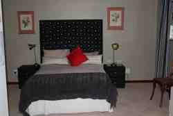 Self Catering  Apartment : Lucille Room Thumbnail Pic 1