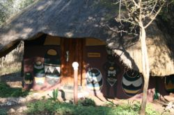 Chinaka Lodge - Skukhuni (4 sleeper) Room Thumbnail Pic 1