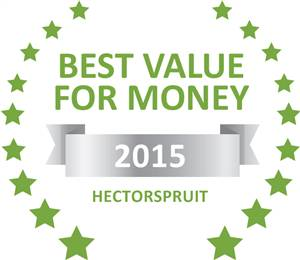 Sleeping-OUT's Guest Satisfaction Award. Based on reviews of establishments in Hectorspruit, Kwa Madwala Private Game Reserve has been voted Best Value for Money in Hectorspruit for 2015