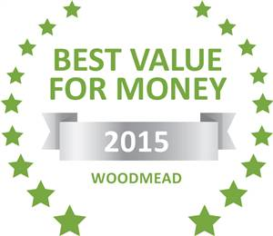 Sleeping-OUT's Guest Satisfaction Award. Based on reviews of establishments in Woodmead, Five A Morris has been voted Best Value for Money in Woodmead for 2015