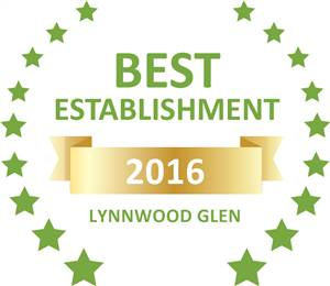 Sleeping-OUT's Guest Satisfaction Award. Based on reviews of establishments in Lynnwood Glen , Wild Peach Inn has been voted Best Establishment in Lynnwood Glen  for 2016