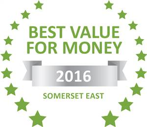 Sleeping-OUT's Guest Satisfaction Award. Based on reviews of establishments in Somerset East, Angler and Antelope has been voted Best Value for Money in Somerset East for 2016