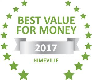 Sleeping-OUT's Guest Satisfaction Award. Based on reviews of establishments in Himeville, JW Cottages has been voted Best Value for Money in Himeville for 2017