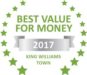 Sleeping-OUT's Guest Satisfaction Award. Based on reviews of establishments in King Williams Town, Hemingways Guest House & Conference Centre has been voted Best Value for Money in King Williams Town for 2017