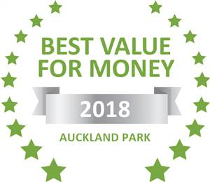 Sleeping-OUT's Guest Satisfaction Award. Based on reviews of establishments in Auckland Park, Grand View B&B has been voted Best Value for Money in Auckland Park for 2018