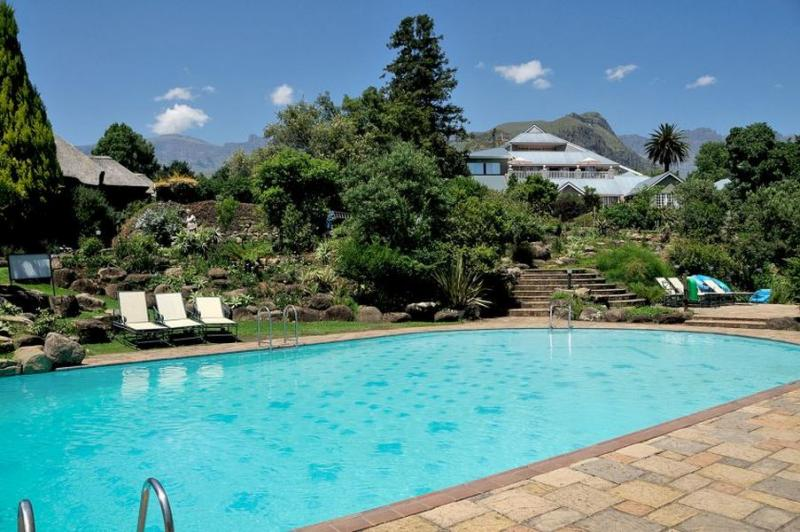 Cathedral Peak Hotel Winterton South Africa
