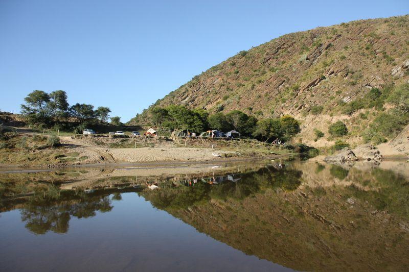 Albertinia South Africa  city photo : Gourits River Eco Camping Albertinia, South Africa
