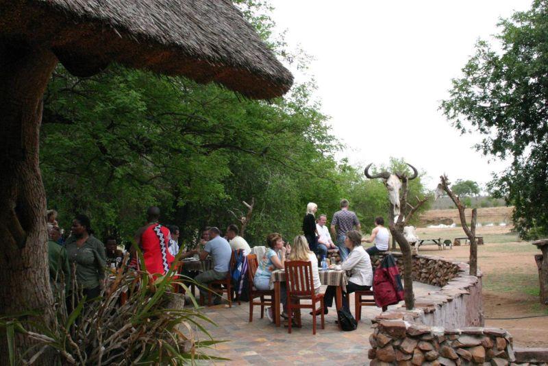 Hlane Royal National Park Simunye Swaziland