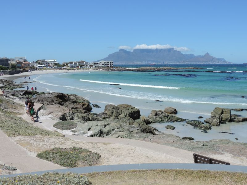 Infinite Ocean View Bloubergstrand South Africa