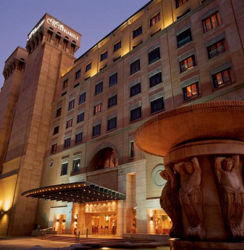 The Michelangelo Hotel Sandton Central South Africa