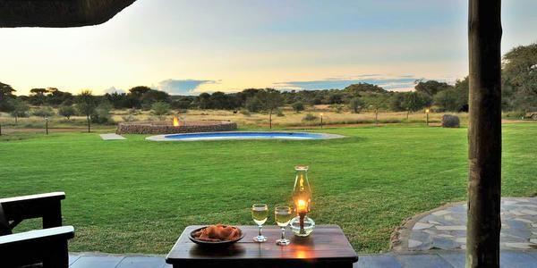Wag N Bietjie Lodge Kimberley South Africa
