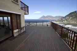 Deck View towards Simons Town