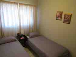 2nd Bedroom 2 Single Beds