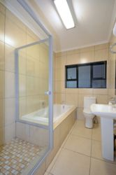 En-suite bathrooms, with seperate bath and shower