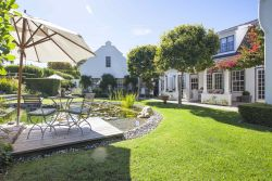 Step inside and you will discover what we think is the most private sanctuary in the Southern Suburbs of CAPE TOWN.