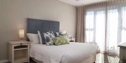 Well furnished bedroom with comfortable beds and luxury cotton percale sheets