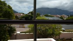View from bedroom: