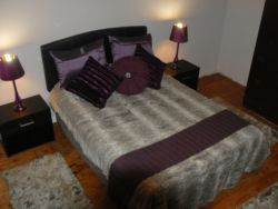 Main bedroom - double bed