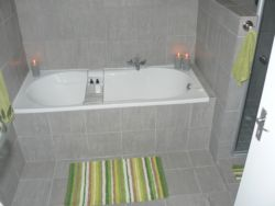 Bathroom - with bath
