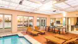 29 indoor pool area