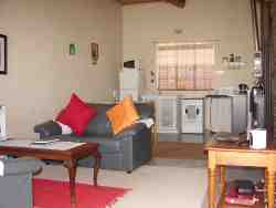 Self catering unit sleeps 6