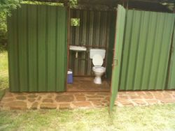 3 Provinces Campsite - Ablution