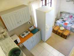 Fully equipped kitchenette and  sitting area