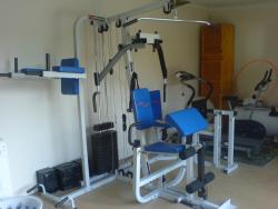 Fully equipped gym
