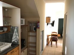 Seagull Kitchenette to Living Area