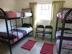 Backpackers Dormitory Room (Sleeps 4)
