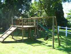 Jungle Gym in gardens