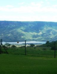 Valley of 1000 hills and Inanda Dam