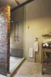 double rooms with en-suite shower.