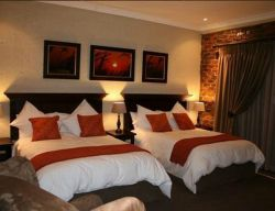En Suite Rooms - 2 Double Beds