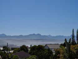 View from Outeniqua room.