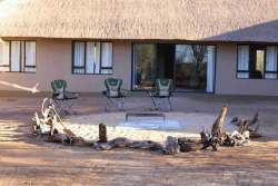 Amandari Lodge Boma Area