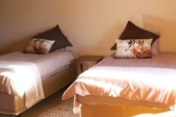 Amandari Lodge - twin bedr. en-suite
