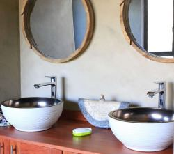 Amandari Lodge - main bedr. en-suite