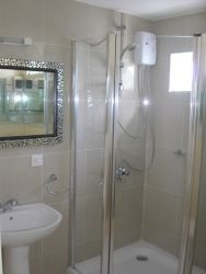 1 Shower room upstairs