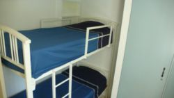 Bed Roon No 3 with bunk bed