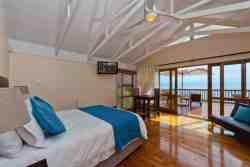 Honeymoon Suite with balcony