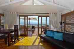 Honeymoon Suite with ocean view balcony